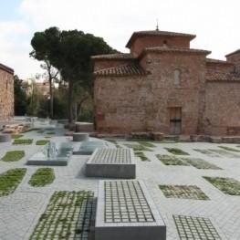 Video Mapping at the Egara Headquarters in Terrassa