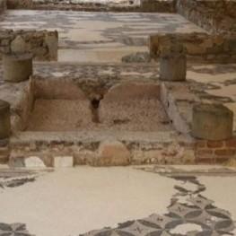 Villa romana de Torre Llauder en Mataró