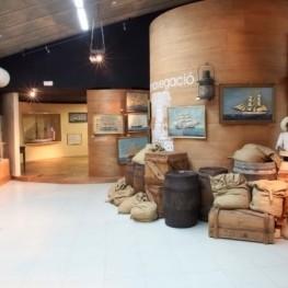 Visita al Museu Municipal de Nàutica del Masnou