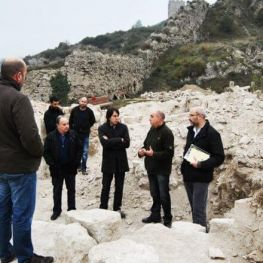 Guided visit to the Castle of San Esteban