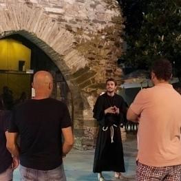 Visita Guiada Teatralitzada: El record del Monjo Crispí a Llançà