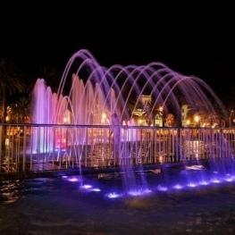 Visitez les fontaines ornementales de Salou