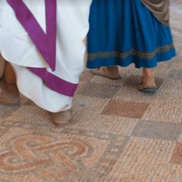 Visites guidées à la Villa romaine de los Munts à Altafulla