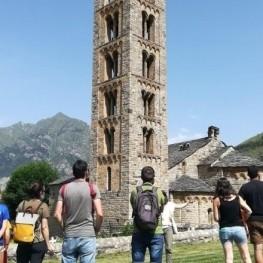 Visites guidées, itinéraires romans à La Vall de Boí