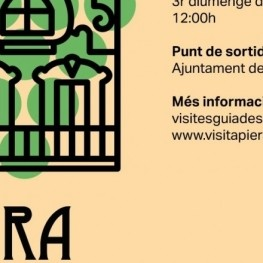 Guided tours Piera Moderna