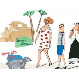 Visites théâtralisées à Caldes de Malavella