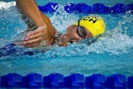 6 heures de natation à Sant Feliu Sasserra