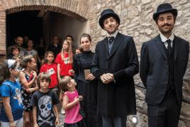 Visites familiars al Palau Güell