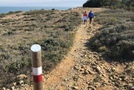 Alt Empordà Sea Walking 2020, contrast of landscapes