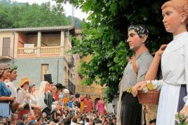 Aniversari dels Gegants de la Vall de Ribes