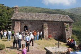 Pilgrimage of San Juan in Castellar de n'Hug