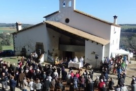 Meeting of Sant Mer de Vilademuls