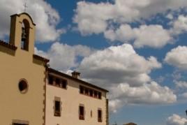 Rencontre du sanctuaire de Puiggraciós à Figaró-Montmany