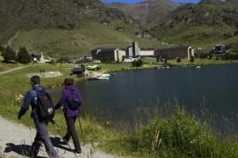 Baptême de randonnée dans la vallée de Núria