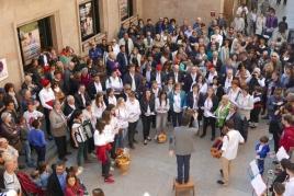Chant et danse de Caramelles à Solsona