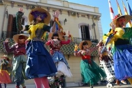 Carnival: Dance of the Cubeta and Judgment in Mollet del Vallés