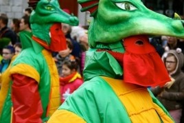Carnival in Ribes de Freser