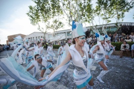 Carroussel of the Costa Brava. Spring parties of Palafrugell