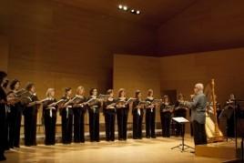 Concert Cor Scherzo a Vila-seca