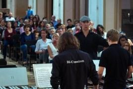 Concert de Bi-Cussion a Altafulla