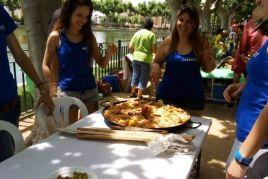 Concurso de paellas en Terrall en Les Borges Blanques