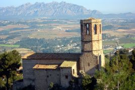 Conferencia Parque rural del Montserrat: retorno a la naturaleza