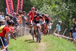 Catalan Mountain Bike Cup in Santa Susanna