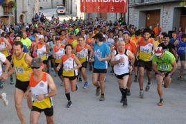 Cursa de muntanya i caminada popular a Conesa