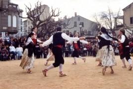 Dansa de Sant Antoni de Sant Feliu de Codines