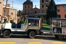 Discover Ripoll with the Tourist Train
