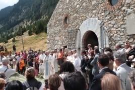 Fête de la Saint-Gil à Vall de Núria