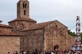 Journée du patrimoine des Minyons de Terrassa, au siège d'Ègara