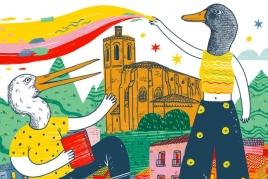 Marché de contes pour enfants Encontats Balaguer