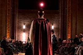 The Throne Theater Show at Cardona Castle