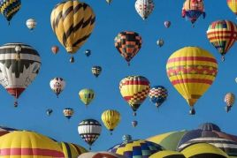 European Balloon Festival in Igualada