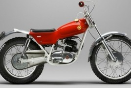 Montesa exhibition at the Bassella Motorcycle Museum