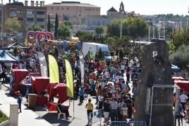 Fête sportive à Torredembarra