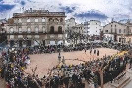 Fête de San Antonio Abad à Sant Feliu de Codines