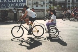 Pedal Festival in Palamós