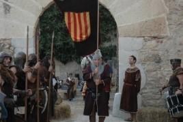 Fiesta del rey Jaime I en Salou
