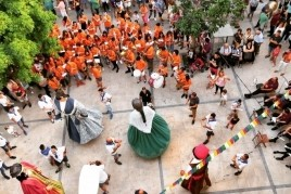 Festa Major de la Coromina a Cardona