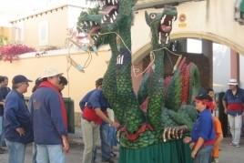 Fiesta mayor de invierno en Sant Pere de Ribes