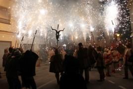 Festival of San Martín in Altafulla