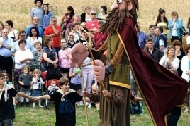 Festa Remença a Canet d'Adri