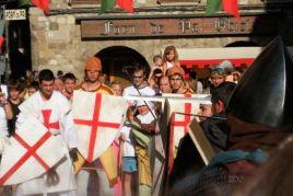Festivals of the Baronía de Pinós in Bagà