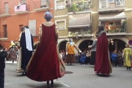 Festivities of the Holy Christ in Balaguer