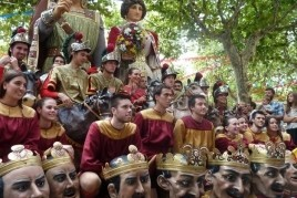 Fiestas del Tura in Olot