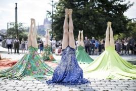 Festival de danza Sismògraf en Olot