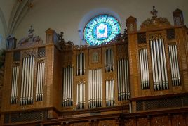 Festival of Autumn Music Organs of Ponent and the Pyrenees