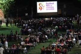 Eastern Film Nights Festival in Vic